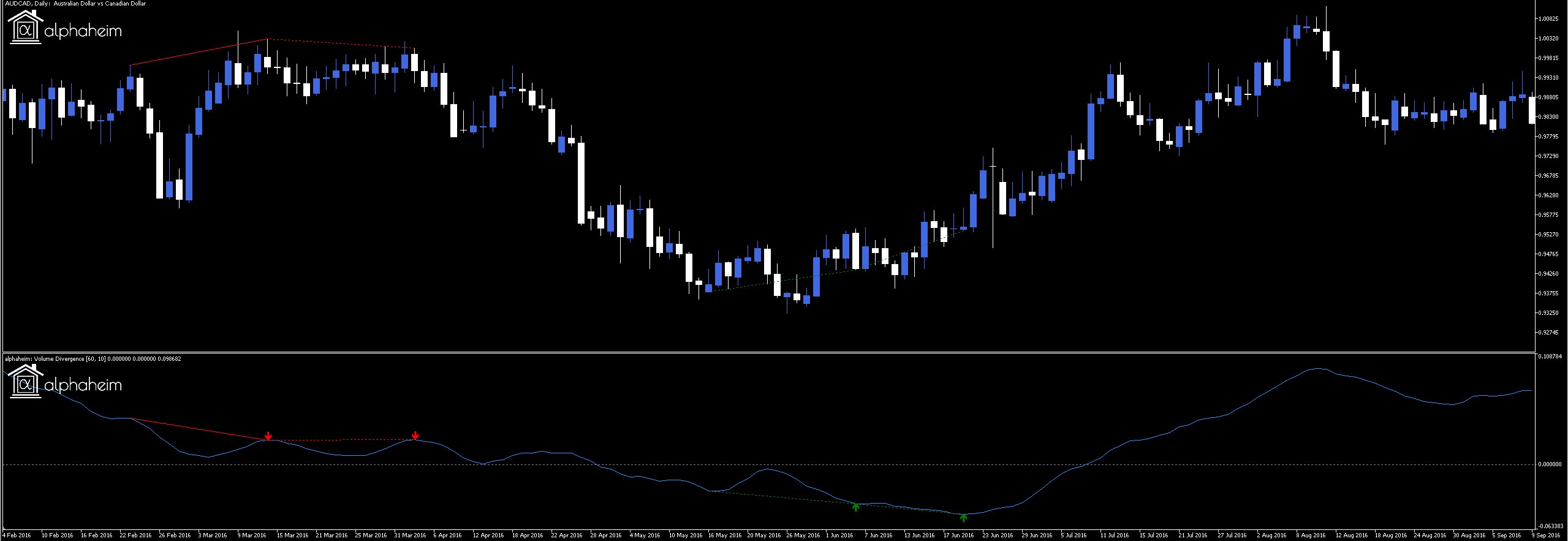 High Probability Forex Reversal Trading Trend Indicator For Metatrader Best Forex Indicator